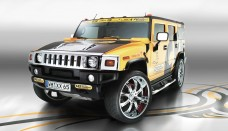 Yellow Hummer H2 Wallpaper For Ipad