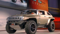 Hummer HX Concept Wallpaper HD For Mac