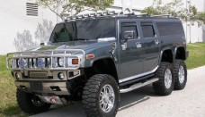 Hummer H2 Six Tires And Wheels Modified Wallpaper Gallery