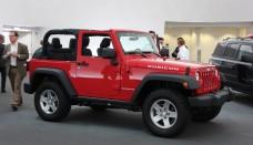 Jeep Wrangler 2011 Wallpaper HD 1080p