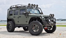 Jeep Wrangler Modified Wallpaper Free For Desktop