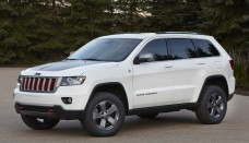 Jeep Grand Cherokee Trailhawk Concept 2012 Backgrounds HD Free