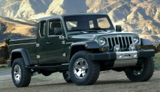 Jeep Truck in 2012 Wallpaper For Free