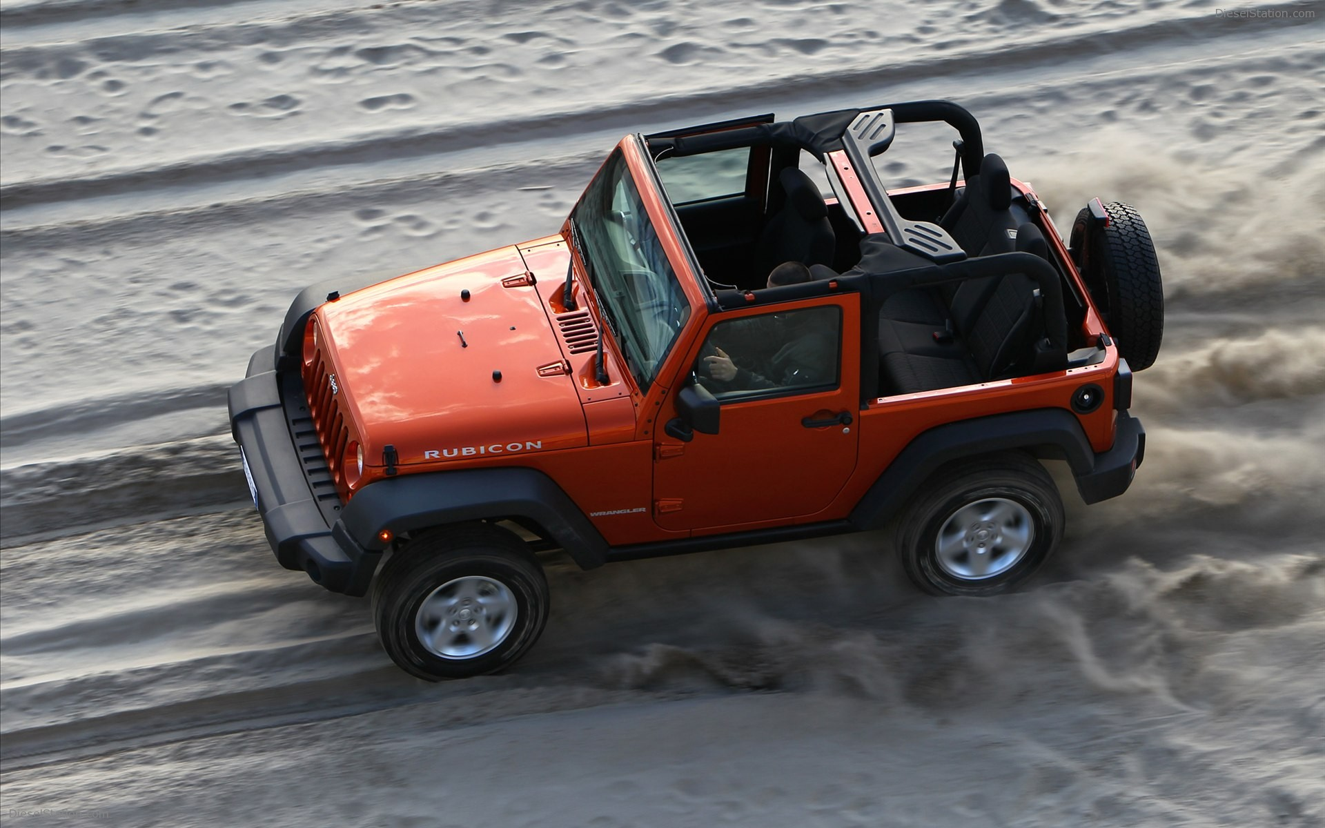 Jeep Wrangler 2012 Desktop Backgrounds