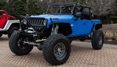 Jeep Wrangler Blue Crush Free Wallpaper For Background
