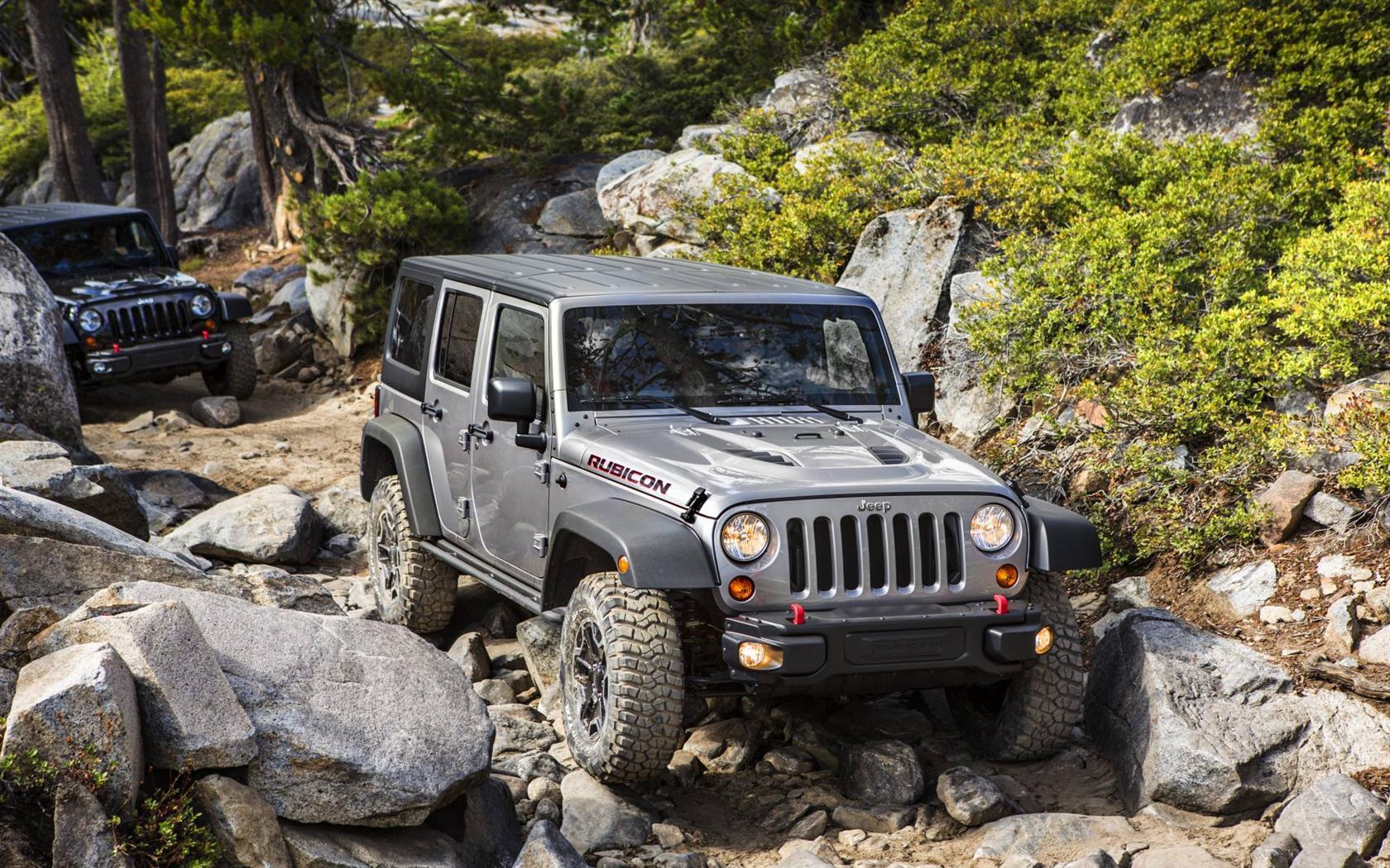 2013 Jeep Wrangler Rubicon 10th Anniversary Edition Wallpaper Gallery