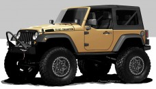 The Jeep Wrangler Sand Trooper Wallpaper Download