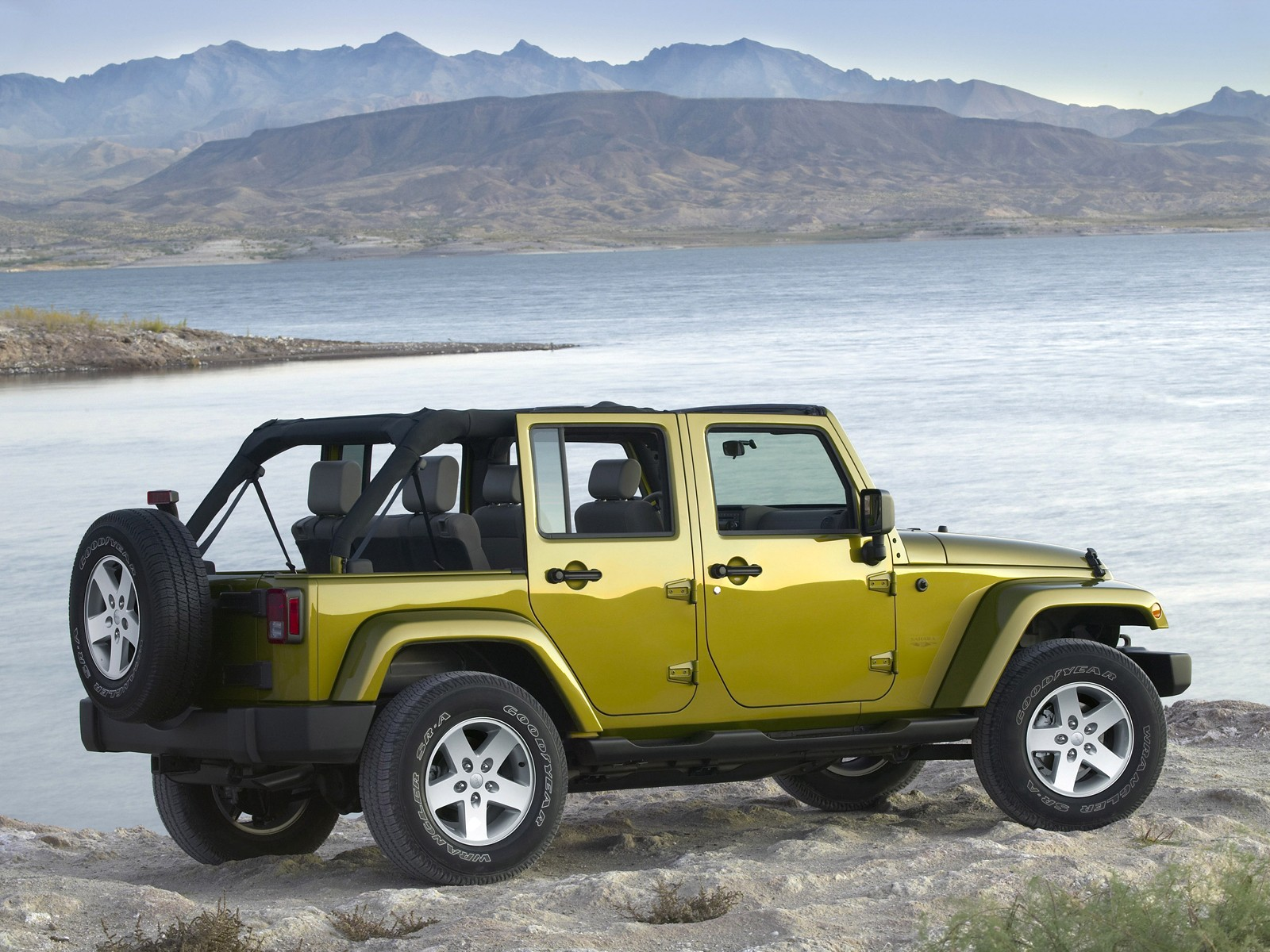 Free Download Image Of Jeep Wrangler Unlimited Rear Side View