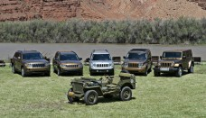 1944 Willys Overland Jeep Backgrounds HD