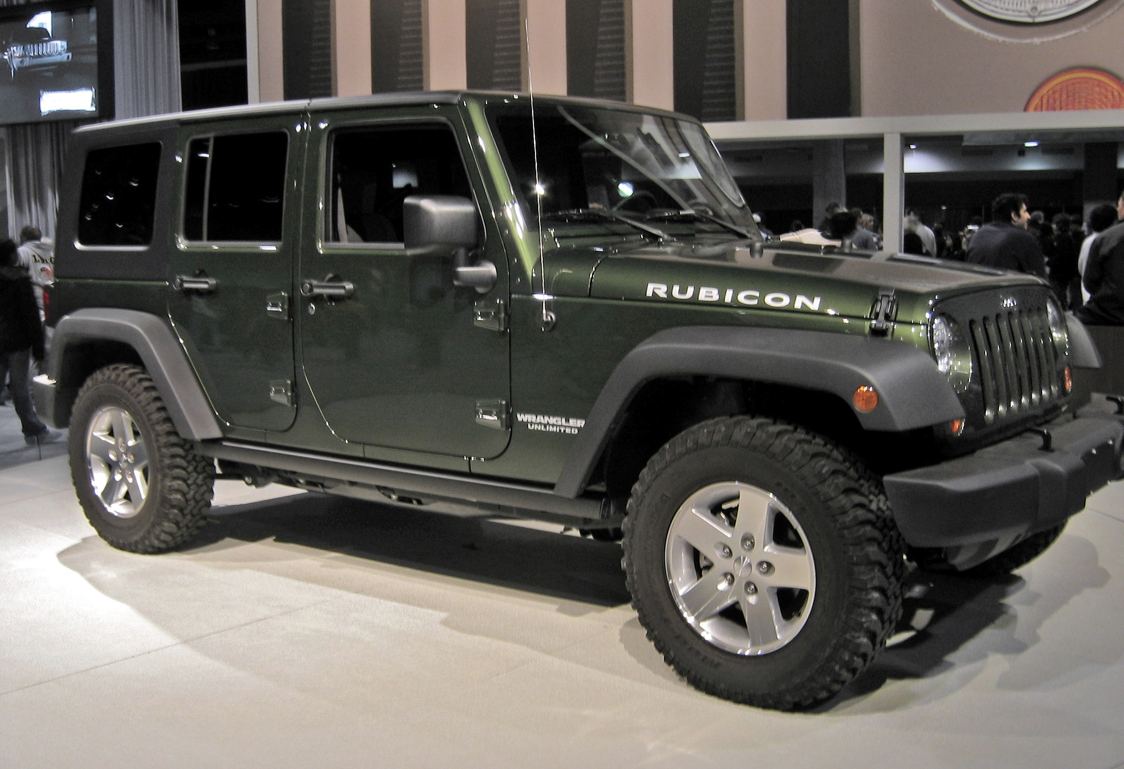 Jeep Rubicon 2007 Washauto Screensavers For Iphone