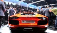 Lamborghini Aventador LP 700-4 Background For Pictures