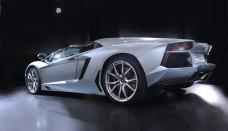 Lamborghini Aventador LP700 4 Roadster 2014 Wallpaper Free For Android