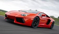 Lamborghini Aventador Roadster Desktop Wallpaper