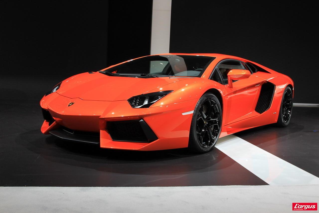 Lamborghini Aventador Screensavers For Windows