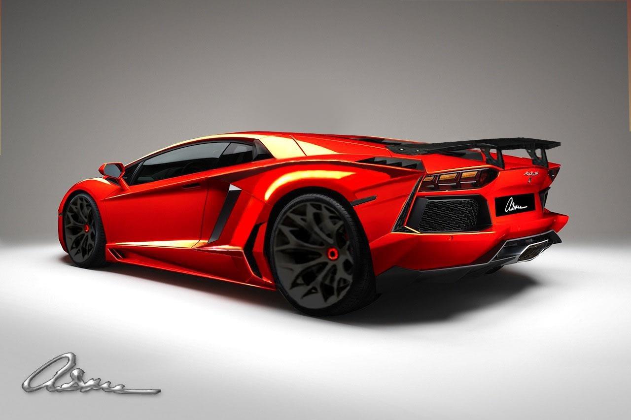 Lamborghini Aventador ASMA Wallpaper HD For Desktop