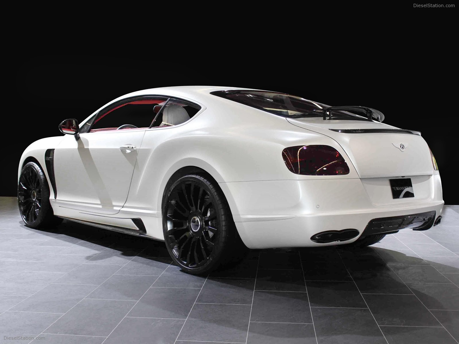 Mansory Bentley Continental GT 2011 Screensavers For Ipad