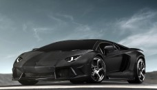 Mansory Lamborghini Aventador Carbonado Wallpaper HD Download