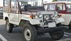 Mitsubishi Jeep J24H Wallpaper Download