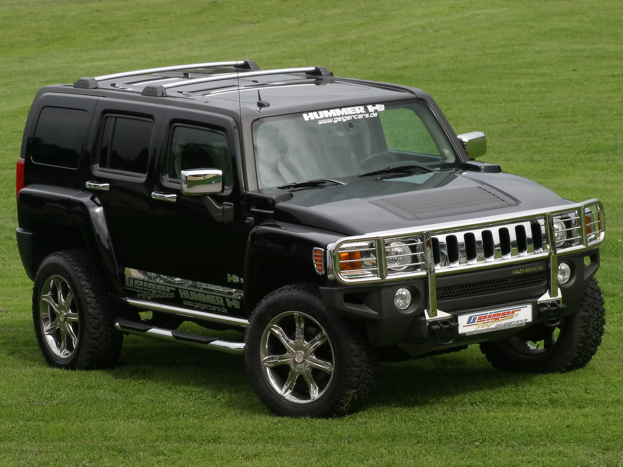 Tuning Hummer Alice Wallpaper For Free Download