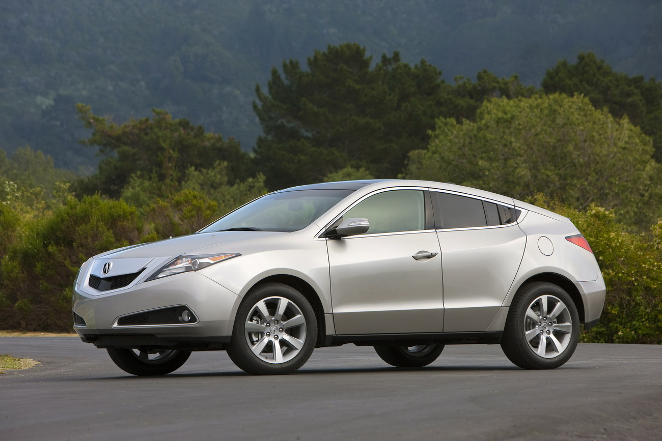 Acura ZDX Crossover Free Wallpaper For Android
