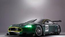Aston Martin DBR 9 Desktop Wallpaper
