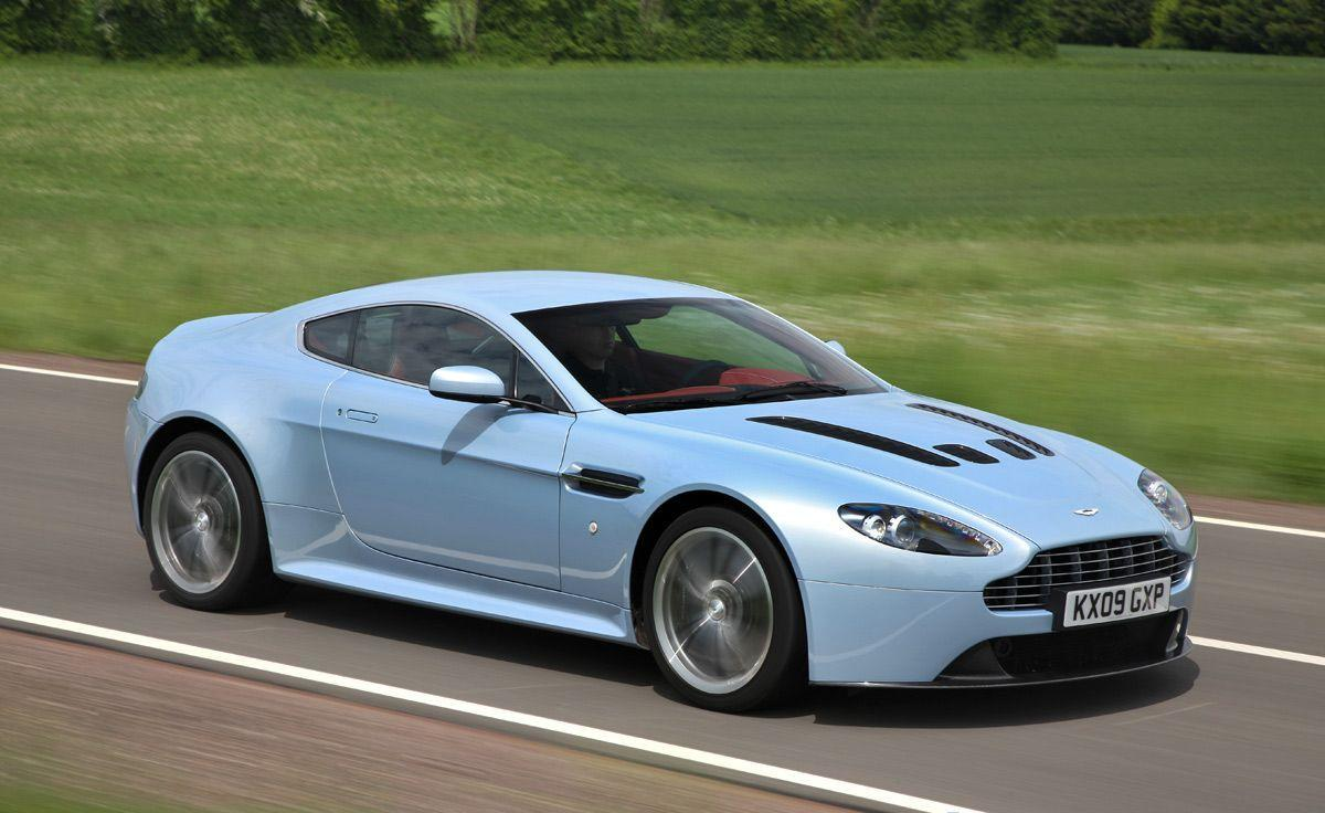 Aston Martin V12 Vantage Wallpaper Gallery Free