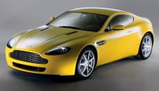 Aston Martin V8 Vantage Wallpaper For Iphone