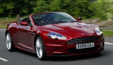 Aston Martin DBS Volante 2010 Free Wallpaper For Desktop