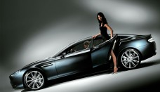 Aston Martin Rapide Wallpaper For Android