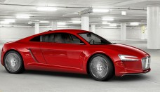 Audi R8 E-Tron Concept Free Wallpaper For Iphone