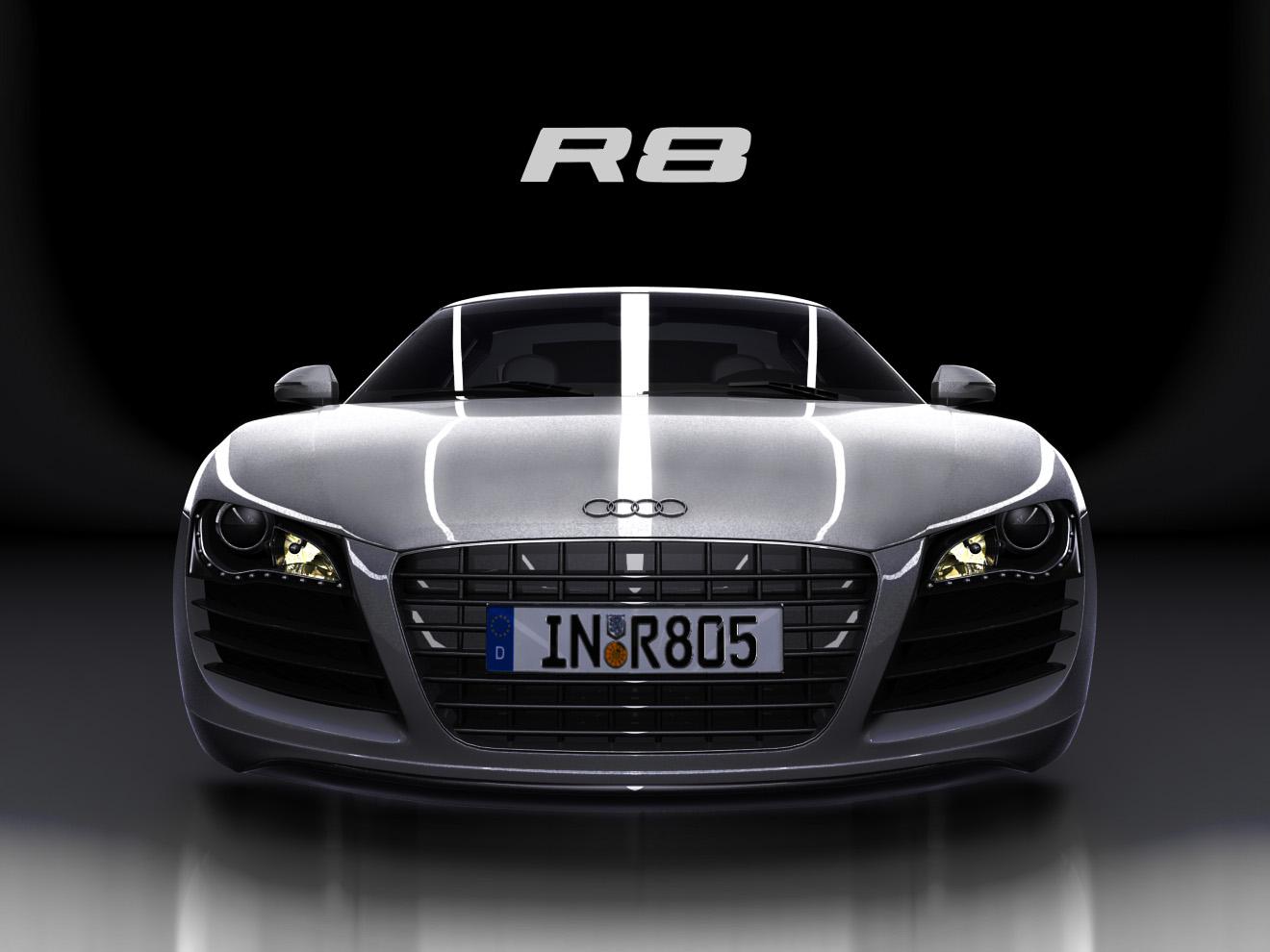 Free Download Image Of Audi R8