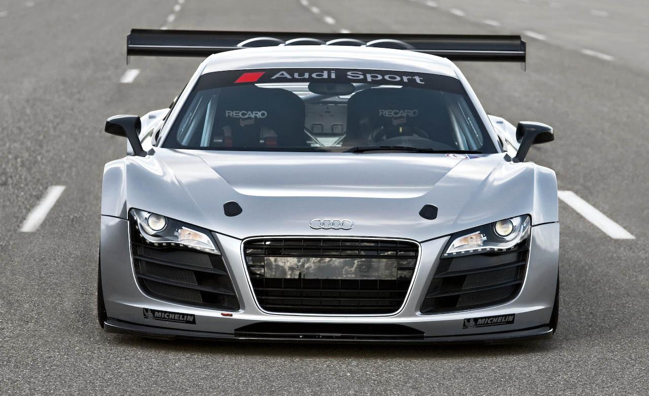 Audi R8 GT3 Desktop Backgrounds HD