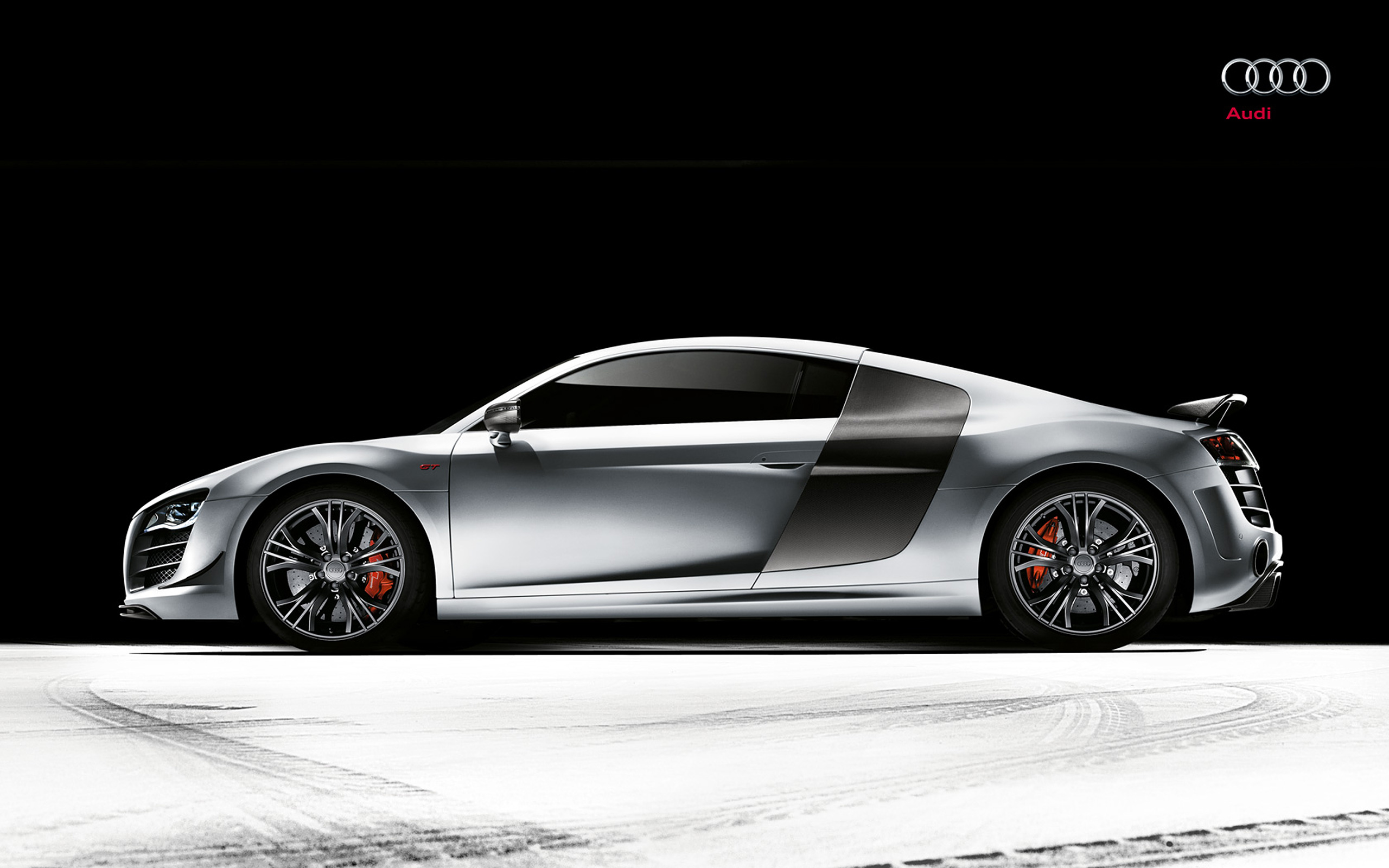 Audi R8 GT3 Background For Iphone