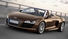 Audi R8 Spyder 5.2 V10 TSI Wallpaper HD For Iphone