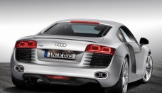 Audi R8 V8 Rear Wallpaper Gallery Free