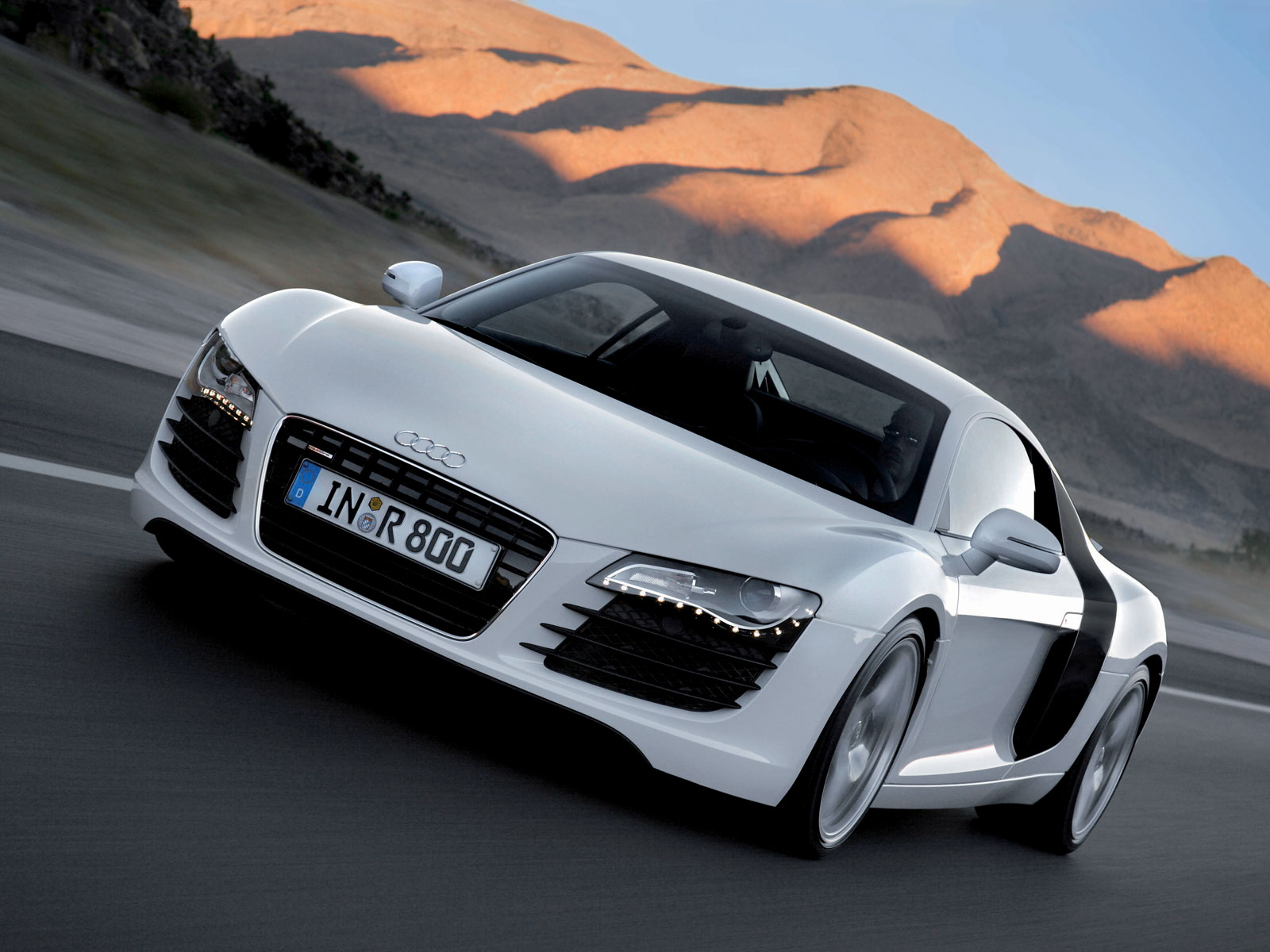 Audi R8 Desktop Backgrounds HD