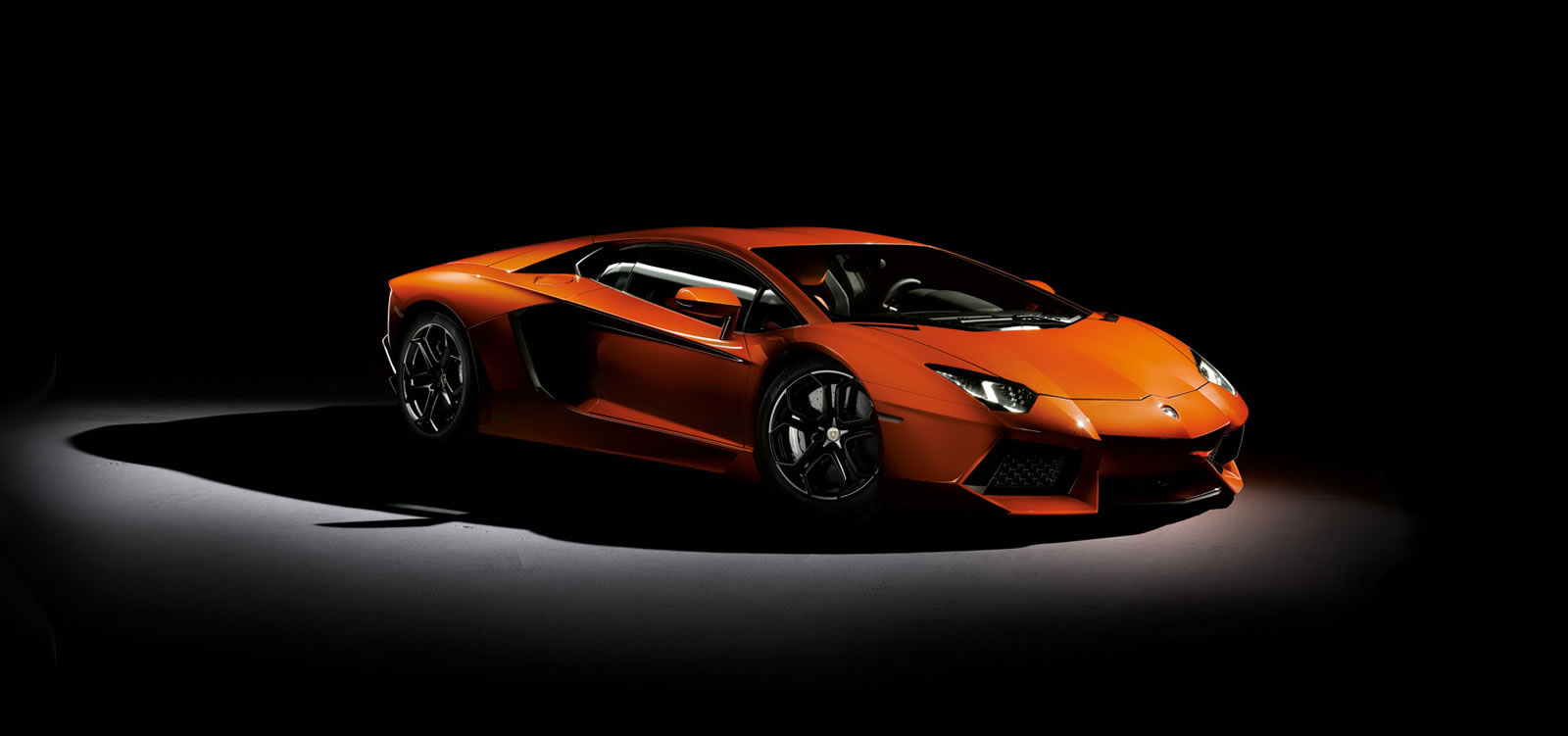 Wallpaper For Free 2012 Lamborghini Aventador LP700-4