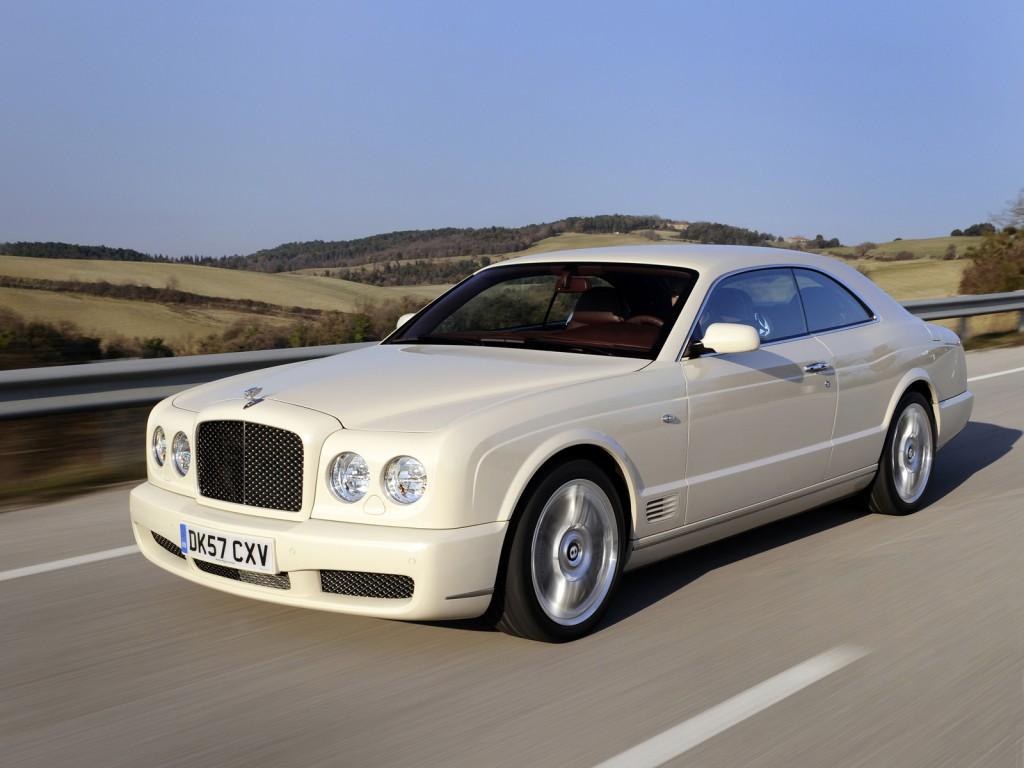 Free Download Image Of Bentley Brooklands Blanche