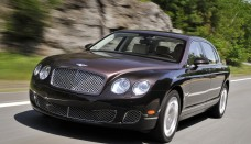 Bentley Continental Flying Spur 2009 Nose Blur Screensavers For Windows