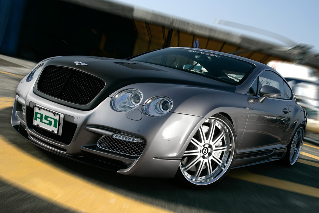 Bentley Continental GT Wallpaper HD Free