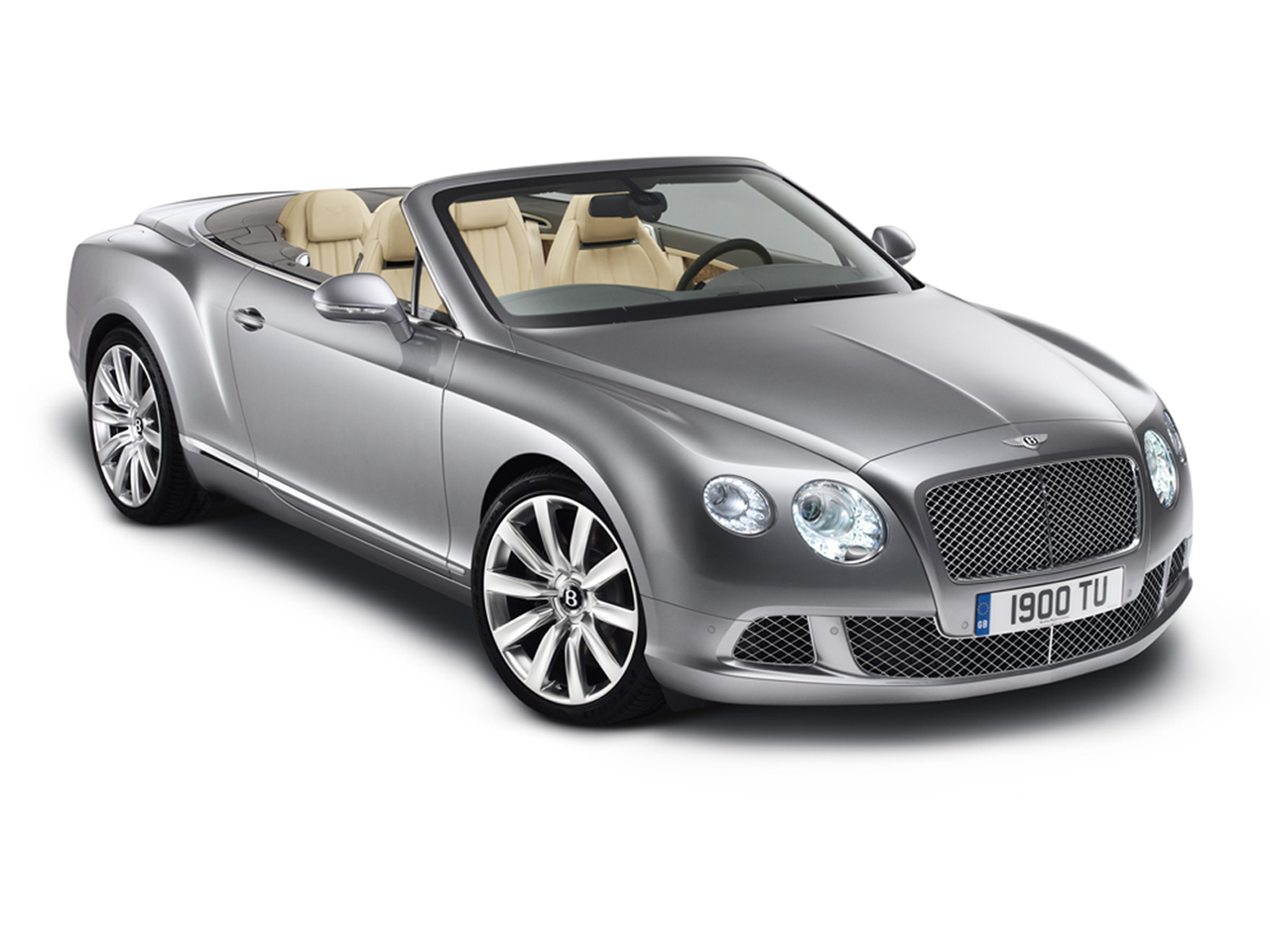 Bentley Continental GTC 2012 Wallpaper HD For Desktop