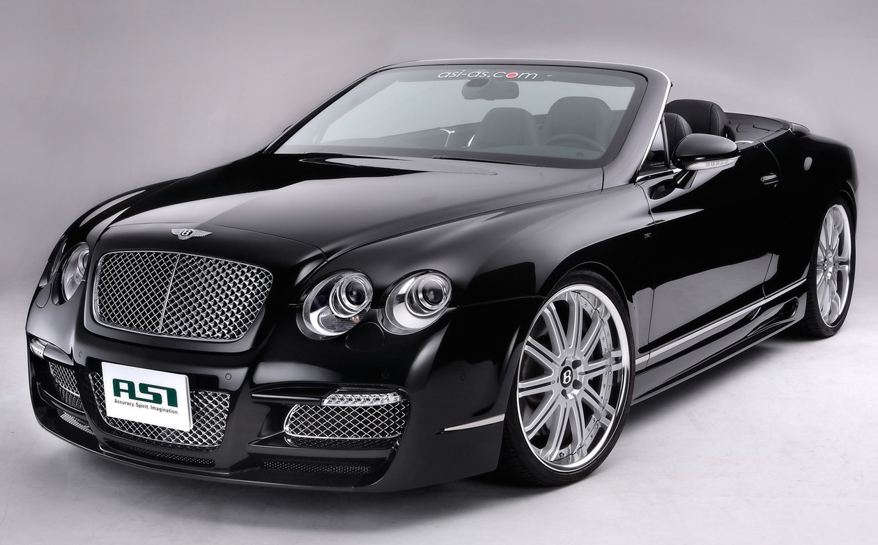 Bentley Continental GTC ASI Background For Iphone