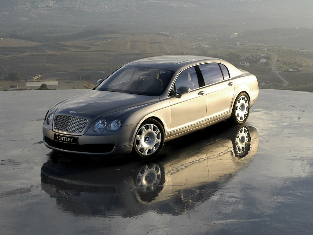 Bentley Continental S Flying Spur Wallpaper Free For Computer