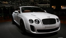 Bentley Continental Super Sports Background Images