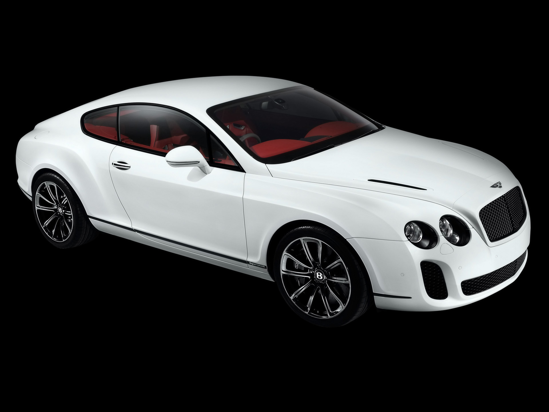 2010 Bentley Continental Supersports Desktop Wallpaper HD