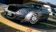 Wallpaper Gallery Free Bentley Continental GT