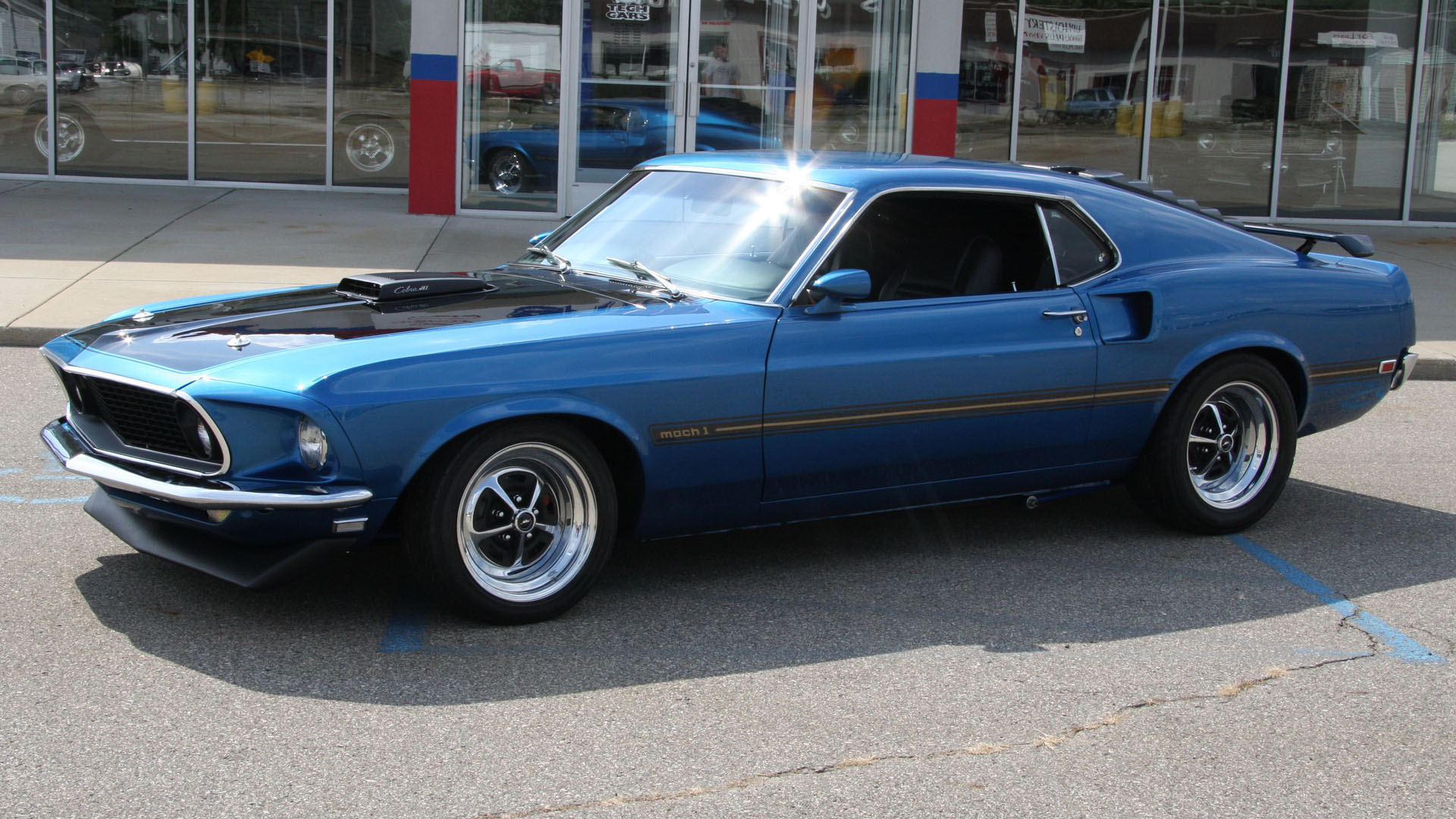 Ford Mustang Wallpaper Gallery Free Download