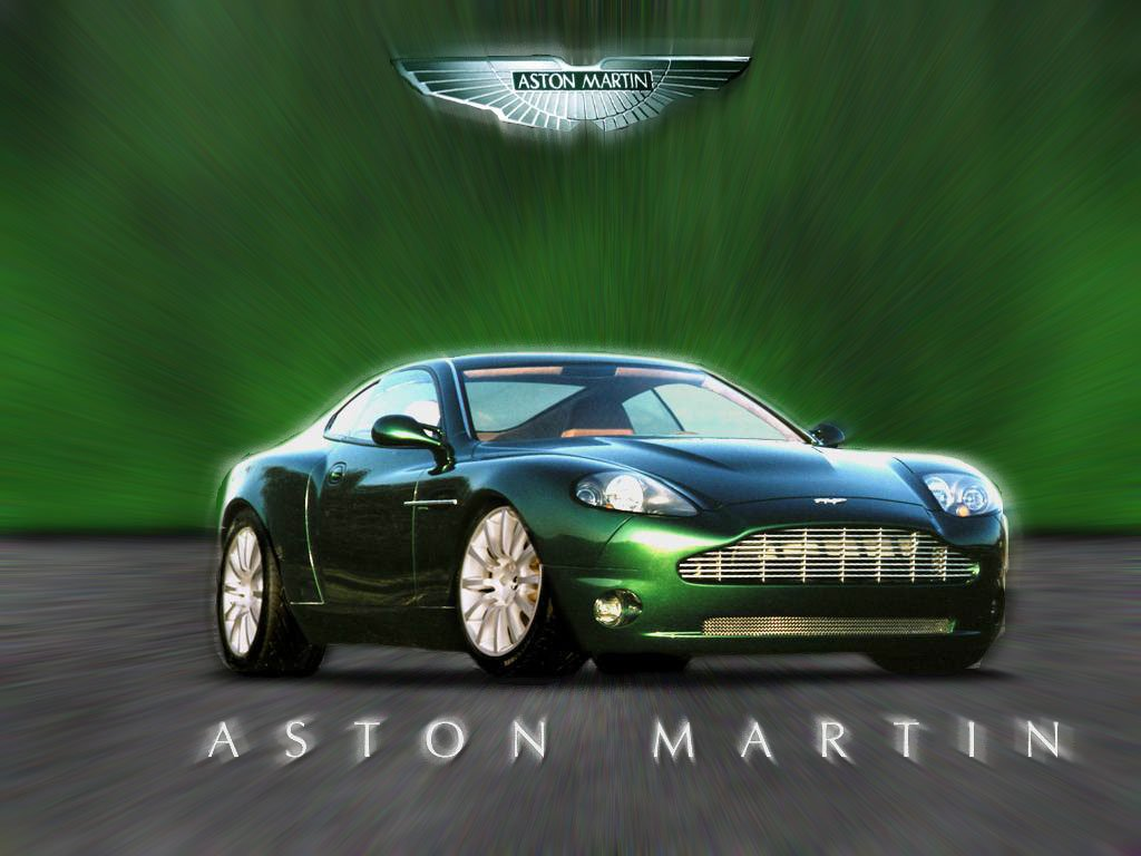 Aston Martin Screensavers For Free