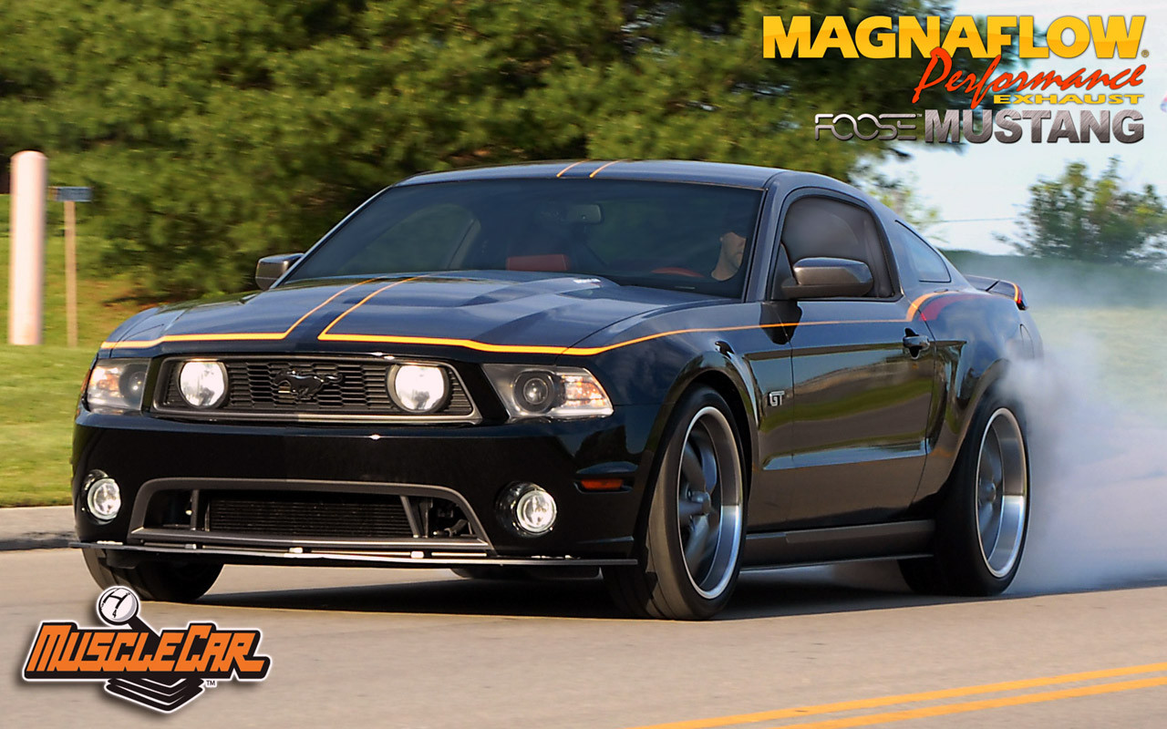 Chip Foose Ford Mustang GT Free Wallpaper For Android