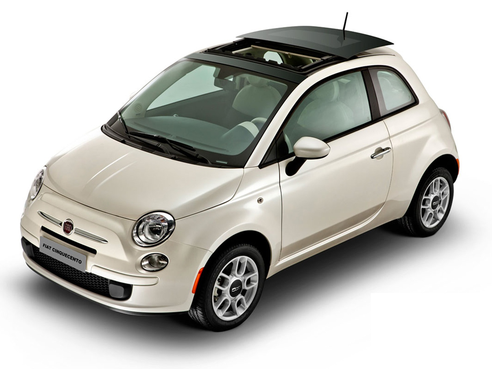 Fiat 500 2012 Screensavers For Free